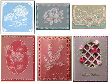 Crafty Card Designs By Robyn Cockburn