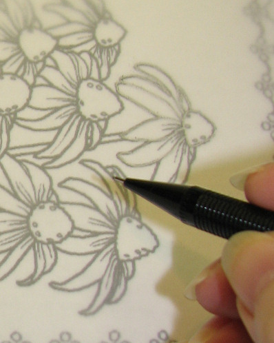 Free Step By Step Parchment Craft Tutorial On Embossing Plus